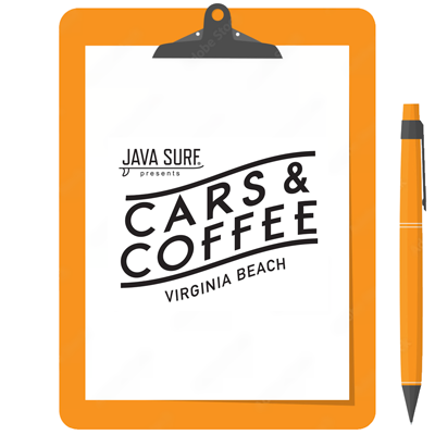 cars and coffee registration